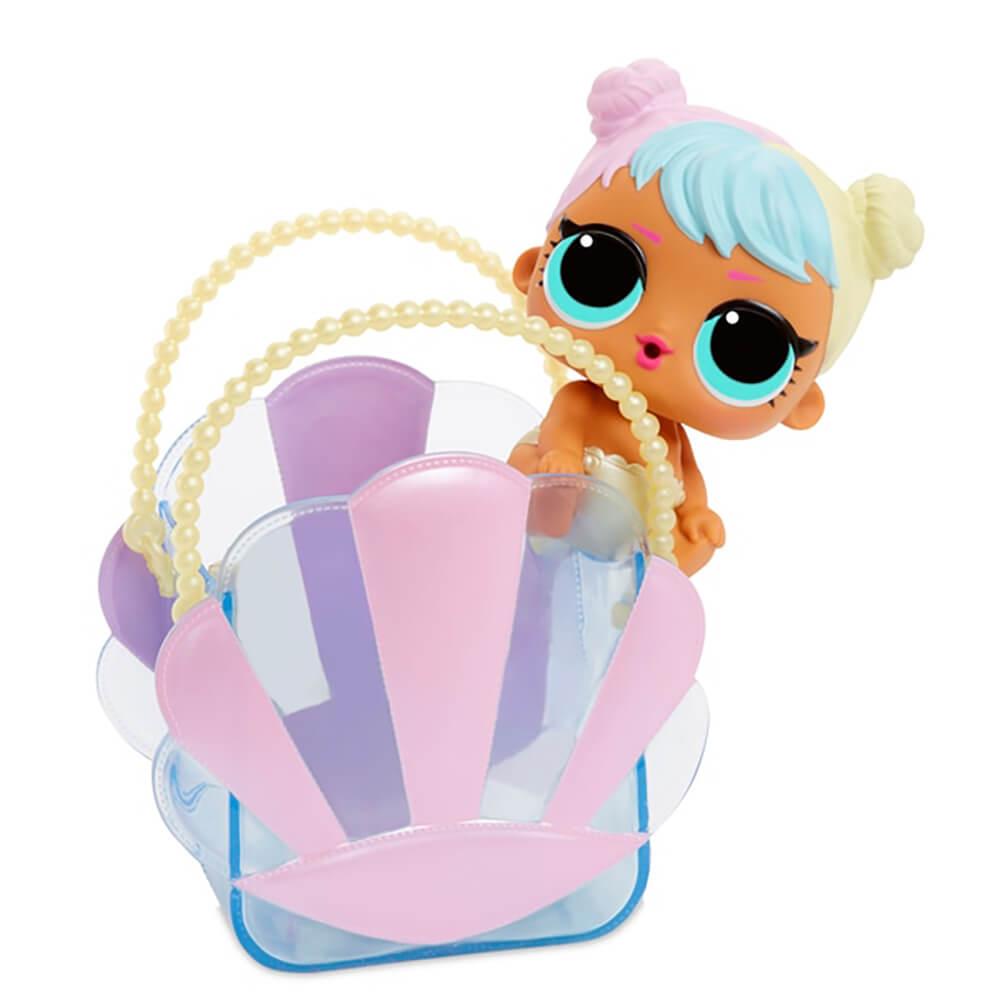 Большая кукла LOL Surprise в шаре Сестрички Ooh La La Baby Surprise Lil Bon Bon - 5